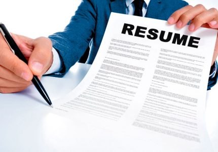 10-Point-Resume-Checklist